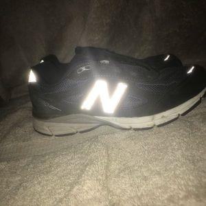 New Balance Shoes - Boys/Girls navy 990 New balance